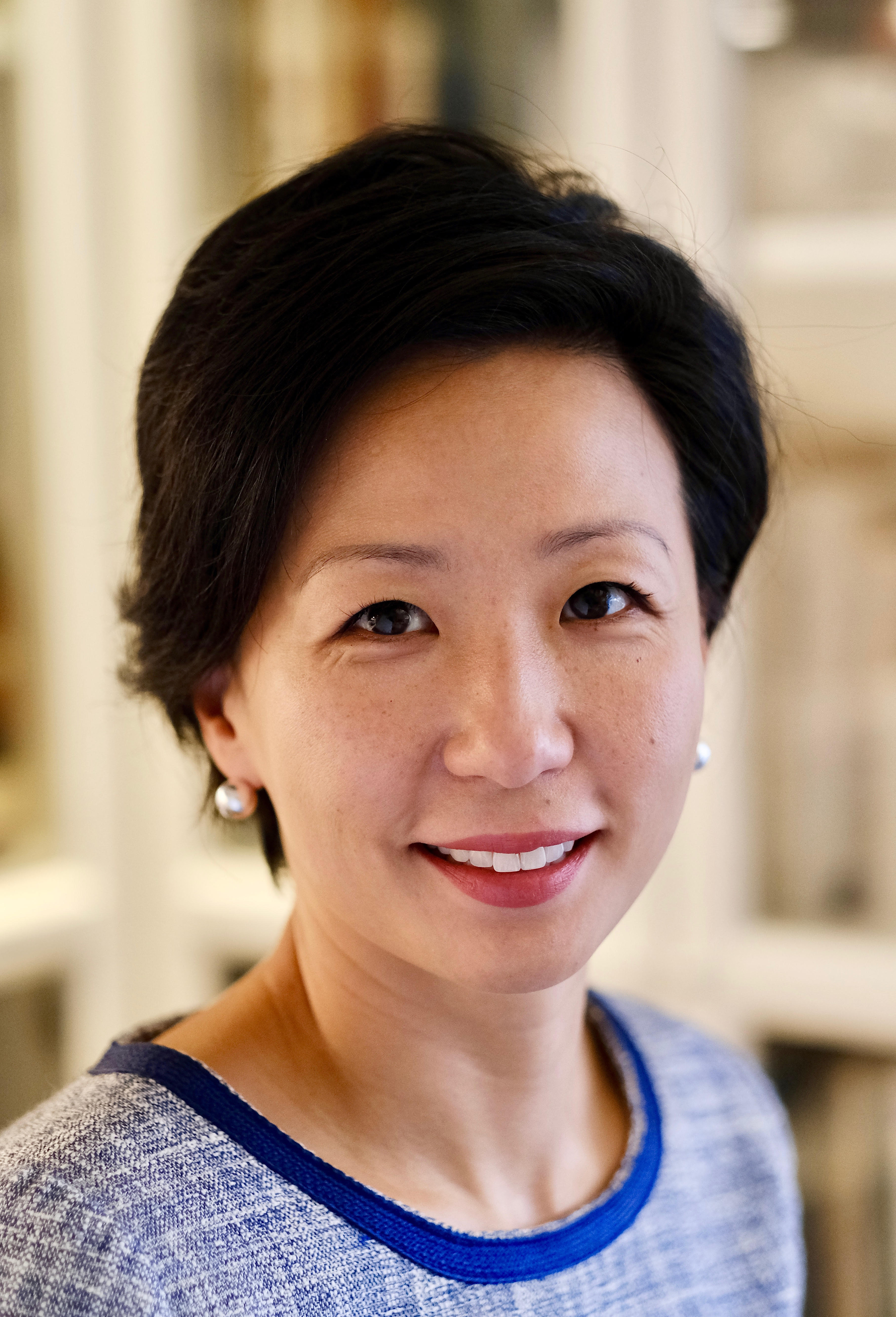 Dr Michelle Chung Psy D